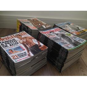 Coleção Completa Revista Mens Health Única No Mercado Livre