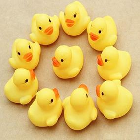 Pato Feitong® Nuevo Una Docena 12pc Ducky De Goma De Duckie