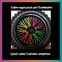 Cubre Rayos Moto/bici Universal Crf Kx Yz Xr Tornado $$$$