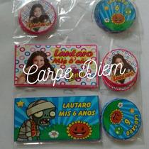 Laser Etiquetas Golosinas Candy Bar Stickers Personalizados