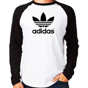 Camisa Blusa Camiseta adidas Personal Camiseta Rap Raglan