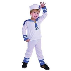 Disfraz Para Niño Traje Del Marinero Del Niño Del Muchacho