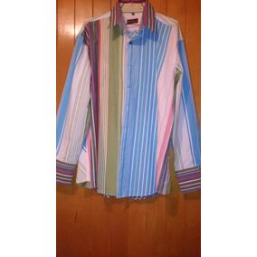 Camisa Ben Sherman Unica A Vivos Colores