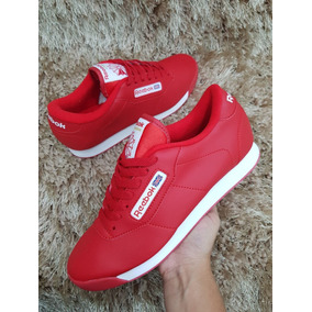 Zapatos rojos Reebok Classic unisex sYPZgnUsf