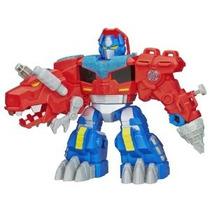 Héroes Playskool Transformers Rescue Bots Optimus Figura Pri