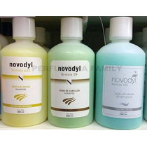 Shampoo Novodyl 1000cm3 Pelo Graso, Seco, Control Caida