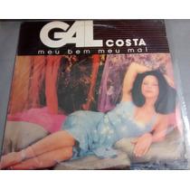 Disco De Vinilo - Gal Costa - Meu Bem Meu Mal