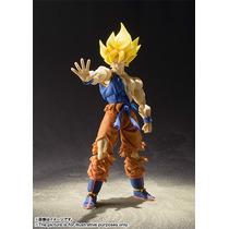 Goku Super Saiyan Warrior Awakening Dragon Ball Z Figuarts
