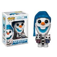Funko Pop Olaf With Kittens Olafs Frozen Adventure #338 Elsa