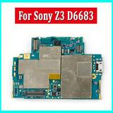 Board Sony Z3 Perfecto Estado