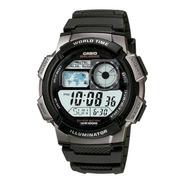 Reloj Hombre Casio Ae-1000w Digital Negro / Lhua Store