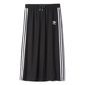 adidas Originals Mujer Pollera Long Skirt Logo