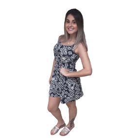 Kit Com 5 Vestidos Verão Casual Super Lindo