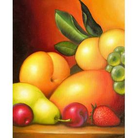 Cuadros Modernos De Frutas- Deco - Para Cocinas