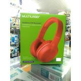 Fone De Ouvido Bluetooth Multilaser Com Nf