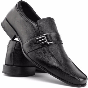 Sapato Soacial Couro Legitimo Bom E Barato
