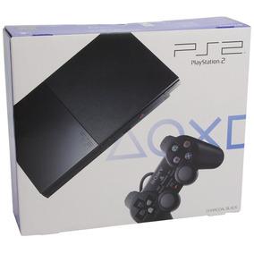 Playstation 2 Completa + 10 Juegos + 2 Joystick