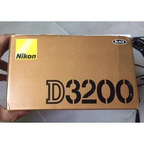 Camara Nikon D3200 Poco Uso