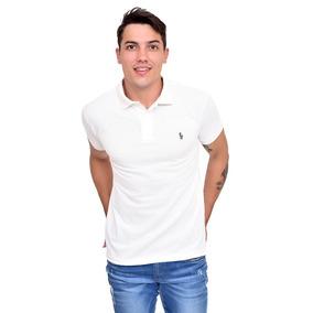 283ab6d9421d5 Pacote Com 3 Camisas Polo Ralph Lauren (curitiba) - Camisa Manga ...