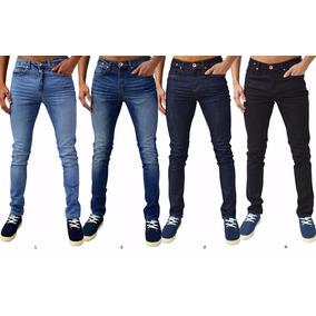 Kit 8 Calças Jeans Masculina Plus Size Tamanho Grand 36 50