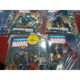 Enciclopedia Marvel Fasciculos Varios
