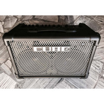 Roland Cube Street Ex Amplificador Guitarra Portatil A Pilas