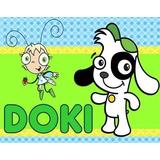 Kit Imprimible Doki Diseña Tarjetas Cumples Invitaciones