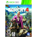 Far Cry 4 Edición Limitada De Xbox 360