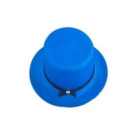 Chapeu Azul Branco - Brinquedos e Hobbies no Mercado Livre Brasil 761fa15bd98