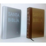 Biblia Rvr1960 Tapa Dura Ediciones De Lujo Dorada O Plateada