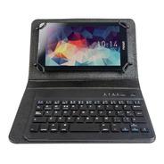 Funda Teclado Bluetooth Universal Tablet 10 11 Pulgada Pcreg