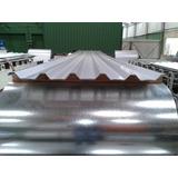 Telhas Galvanizadas (chapa Galvalume) Preço Por Metro 0,43mm