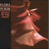 Cd Flora Purim - Queen Of The Night (usado/otimo)