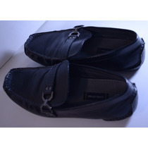 Zapatos Mocasines State Street Nº 10 Cosidos A Mano