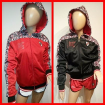 Campera River Plate Mujer Oficial