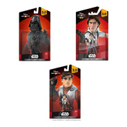 Kit Disney Infinity 3.0 Star Wars - 3 Bonecos