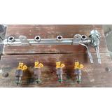 Inyectores De Bronco 4 Huecos Para Corsa