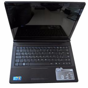 Notebook Sim+ 6280 Core I3 M380 2gb Hd 250gb Sem Bateria