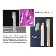 Envase Spray Lapicera 10 Ml X20