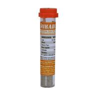 Solda Estanho Tubo Tubete 25g 1mm Sn30% Pb70%  Hikari Hs-30