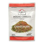 Chimichurri Molino Cerrillos Mezcla De Especias Premium 400g