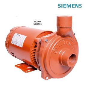 Bomba Siemens Centrifuga 1hp Mot1-2