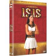 A Poderosa Isis - A Série Completa - Box Com 4 Dvds - Novo