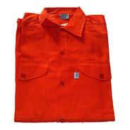 Camisas De Trabajo Grafa Naranja (11111001m)