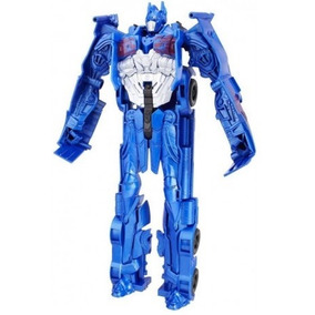 Boneco Transformers Optimus Prime The Last Knight Hasbro