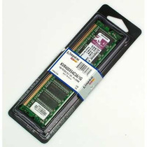 Memória Kingston Ddr1 Desktop Kvr400x64c3a/1g Pc3200 Cl3