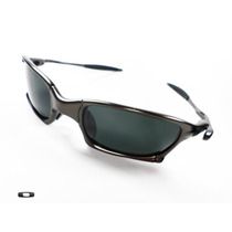 Oakley® Juliet Squared H D O Polarized U S A Black X Metal