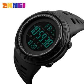 Relógio Skmei Corrida/surf/trekking 8 Funções+ Óculos Sport