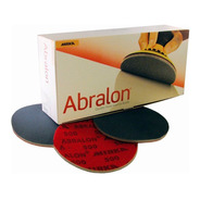 Kit Disco De Lixa Abralon 150mm/6  - 5 Pcs - Mirka