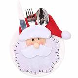 Vajilla Decorativa De Navidad Leoy88 Vajilla Santa Claus He